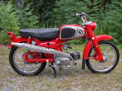 Honda z50