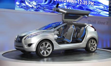 Hyundai nuvis