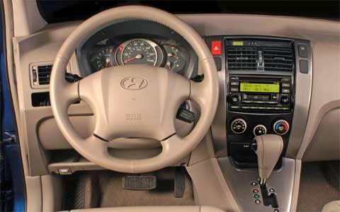 Hyundai tuscan