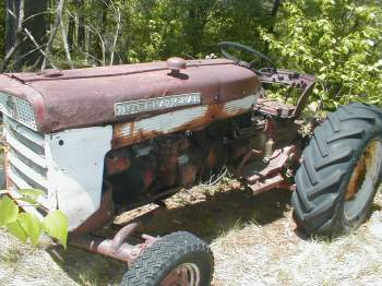 International harvester 340