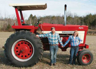 International harvester a
