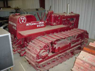 International harvester td