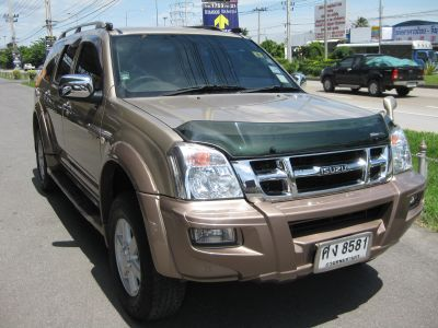 Isuzu adventure