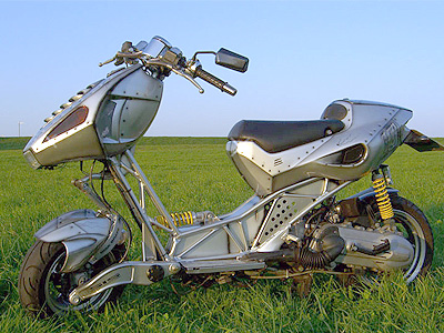 Italjet dragster