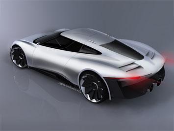 Jaguar prototype
