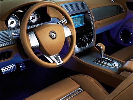 Jaguar lightweight
