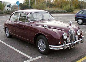 Jaguar mk.ii
