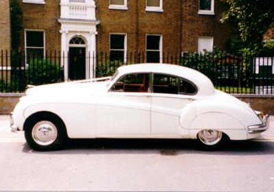 Jaguar mk.ix