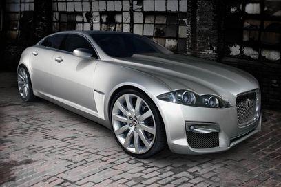Jaguar xjk