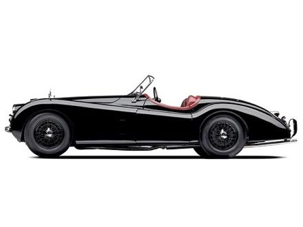Jaguar xk-120
