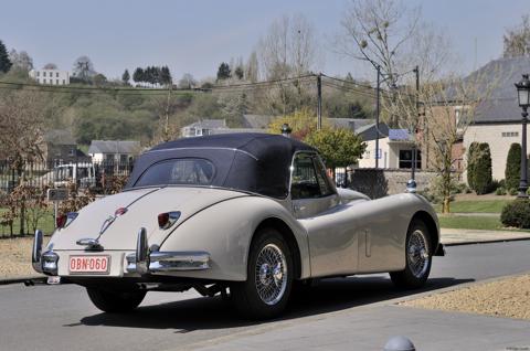 Jaguar xk-140