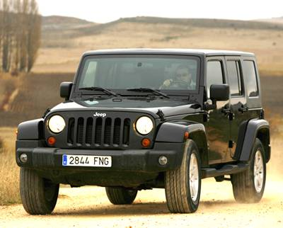 Jeep crd