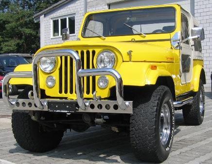 Jeep eagle