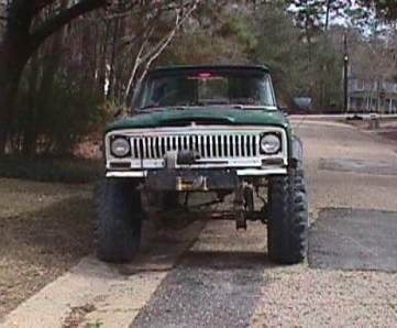 Jeep j-10