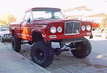 Jeep j-2000