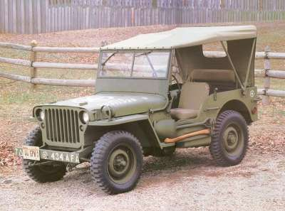 Jeep military