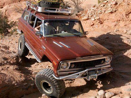 Jeep sj
