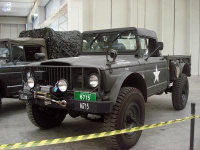 Kaiser jeep