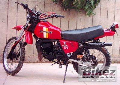 Kawasaki 175