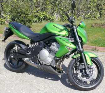 Kawasaki 650