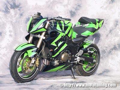 Kawasaki en