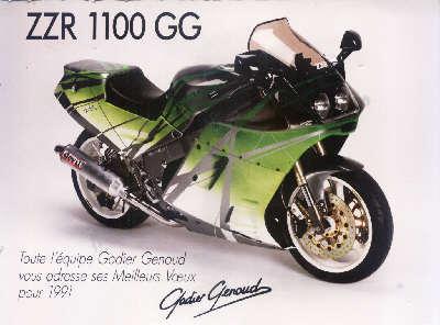 Kawasaki godier-genoud