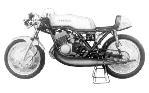 Kawasaki h1r