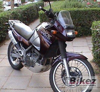 Kawasaki kle