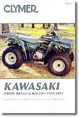 Kawasaki klf250