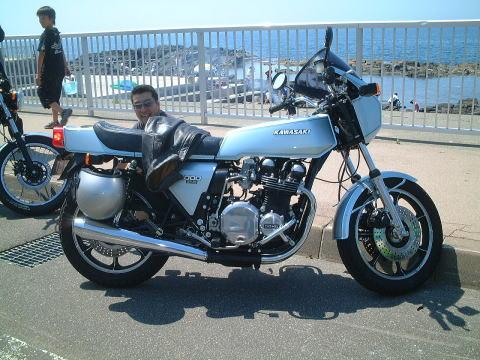 Kawasaki zr-6r