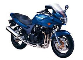 Kawasaki zr-7s