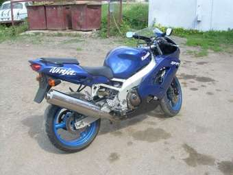 Kawasaki zx-9r