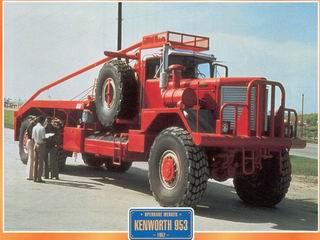 Kenworth 953