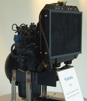 Kubota diesel