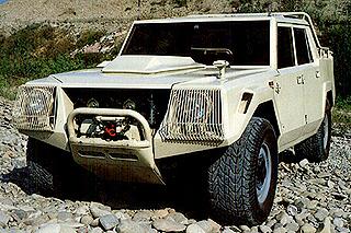Lamborghini lm-004