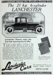 Lanchester 40
