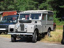 Land rover 80