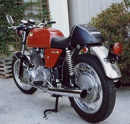 Laverda 750