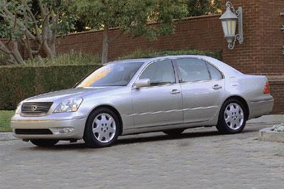 Lexus 430