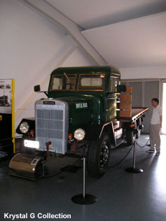 Leyland badger
