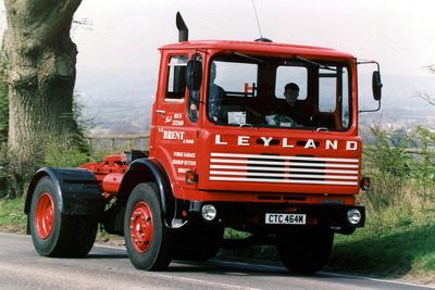 Leyland buffalo