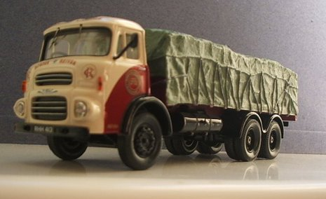 Leyland roadrunner