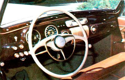 Lincoln cabriolet