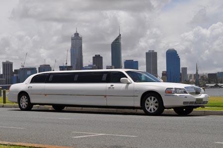 Lincoln limo