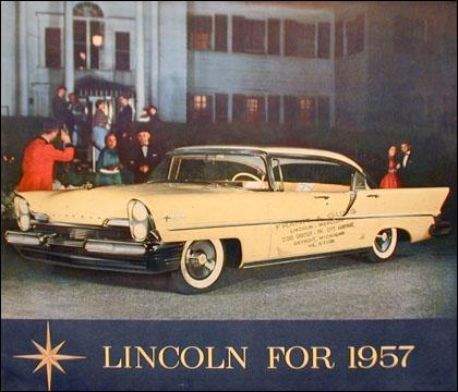 Lincoln premier
