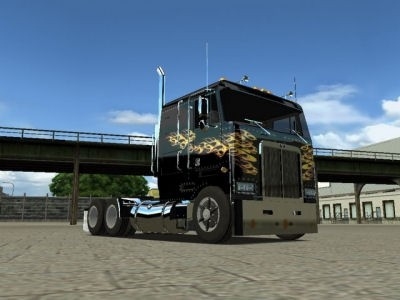Mack cabover