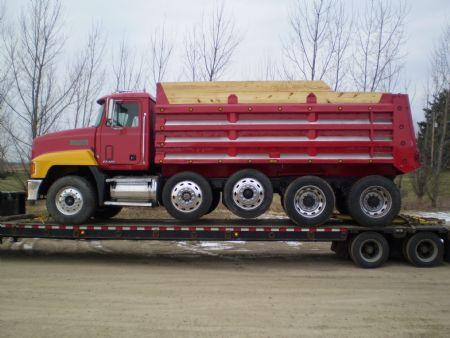 Mack cl700