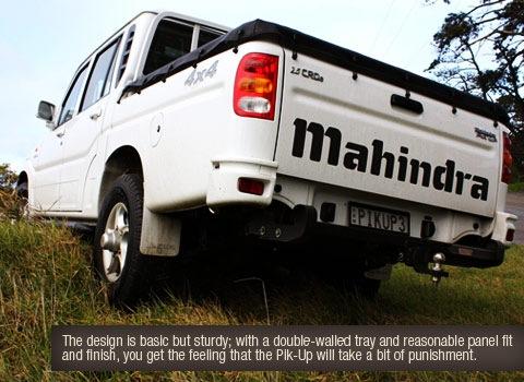 Mahindra 4wd