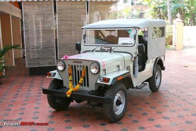 Mahindra major