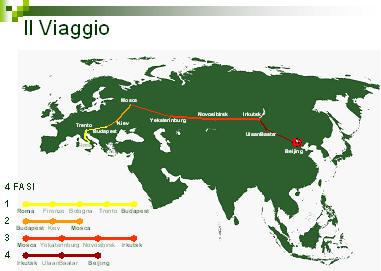Marcopolo viaggio